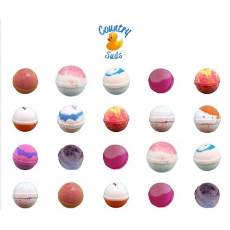 20 Bath Fizzies