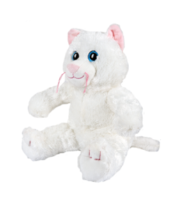 Marshmallow the Cat 16 inch