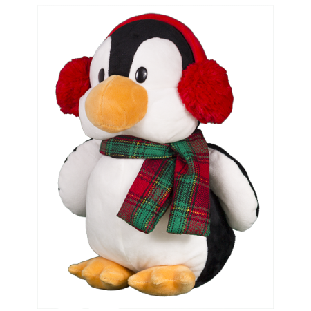 Pebble the Penguin 14 inch
