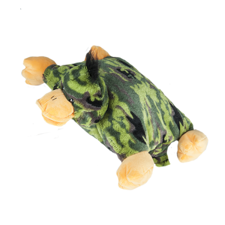 Camo Duck Pillow 16 inch