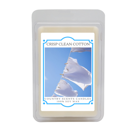 Crisp Clean Cotton 5.5 oz Tart