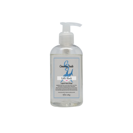 Little Shark Liquid Hand Soap