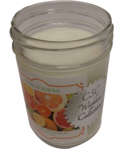 8oz Wickless Candle