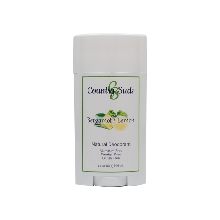 Bergamot Lemon Natural Deodorant