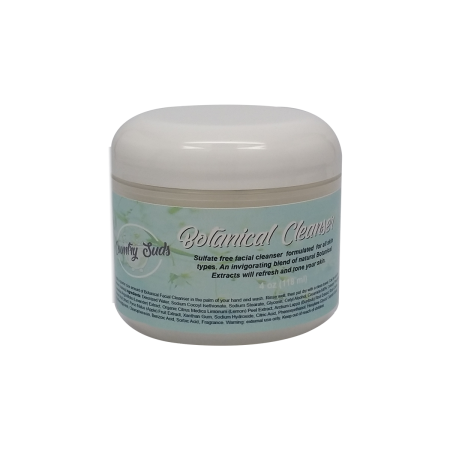 Botanical Cleanser 4oz