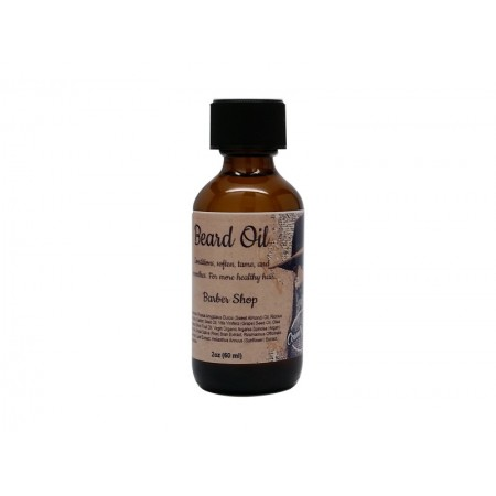 Barbershop Beard Oil with Dropper