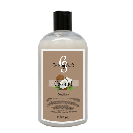 Coconut Conditioner All Hair Types