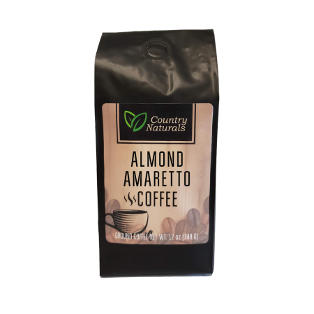 Almond Amaretto coffee 12oz Bag